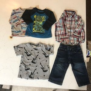 Other - Boy Lot Clothes 12 months